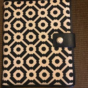 Spartina Black and Cream iPad case